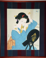 美人画/湯上り-yuagari