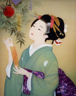 美人画/星祭り-hosimaturi