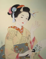 美人画/糸とんぼ-itotonbo
