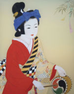 美人画/小町踊り-komatiodori