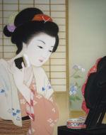 美人画/化粧-keshou