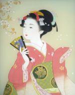 美人画/花吹雪-hanafubuki