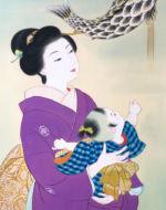 美人画/端午の節句-tanngonosekku