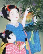 美人画/七夕さん-tanabatasann