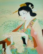 美人画/萩の頃-haginokoro