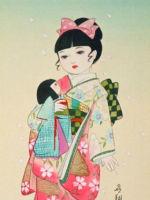 童女画/人形1-ningyou