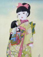 童女画/人形2-ningyou