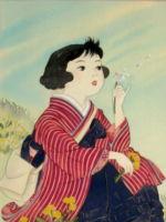 童女画/道草-michikusa
