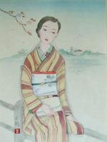 大正浪漫/桜散る-sakuratiru